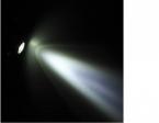 3 режим 1800LM CREE Q5 СВЕТОДИОДНЫЕ Фары Масштабируемые Увеличить Отдых На Природе Головного Света Факел Водонепроницаемый фонарик