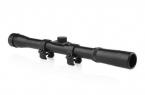 4x20 Охота Прицел Миль Dot Пневматическая Винтовка Пистолет Сферы Прицел/Airsoft Оптика Охота Сфера