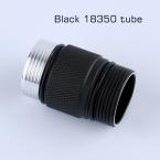 18350 Батареи Трубка для S2   Черный/Серый/Зеленый/Красный Фонарик