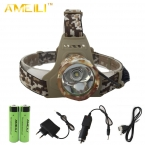 3500lm XM-L T6 LED 3-mode Фары Фара фонарь, lanterna велосипед, самообороны, кемпинг Головная Лампа Свет Факела Фонарик