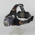 3500LM Boruit RJ2800 360 Градусов Зум Рыбалка Охота Фары XM-L T6 LED 3-Modes Фар