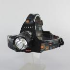 ГОРЯЧАЯ BORUIT 3800LM XM-L2 LED 18650 Фары Фар Глава Факел USB свет Лампы