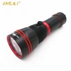 3800Lm XM-L2 U2 LED Погружения 100 М Водонепроницаемый Подводный Кемпинг Lanterna Фонарик Факел Свет Лампы Освещения LED