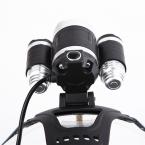 1 * T6   2 * R2 6000LM СВЕТОДИОДНЫЕ Фары Фары Велосипед Лампы Открытый Аккумуляторная Охота Свет   2*18650 Аккумулятор   Зарядное Устройство   Автомобильное Зарядное Устройство