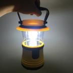 Супер Яркий Легкий Двойной светодиодный Фонарь Кемпинг Открытый Портативный Фонари Водостойкой Кемпинг Лампы Освещения