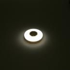 Универсальные СВЕТОДИОДНЫЕ Night Light Дети AAA Батареи Свет PIR Датчик Движения Человеческого Тела Кровать Лампы Привело Ночные Огни