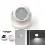 9 СВЕТОДИОДНЫЕ Night Light для Детей с Датчиком Движения Сна свет Детская Кровать Ночника 360 Вращение ПИР ИК Инфракрасный детектор