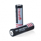 (2 шт./компл.) UltraFire 18650 3600 мАч 3.7 В Литий-ионные Батареи 18650 батареи для фонариков