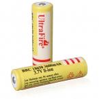 2 шт./лот BRC 18650 3600 мАч литий - литий-ионные аккумуляторы высокое качество 18650 для фонарей