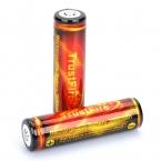 2 Шт./лот TrustFire Protected 18650 3.7 В 3000 мАч Литий-Ионные Аккумуляторы Высокое Качество 18650 Аккумулятор для Фонарика