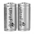 2 шт./лот высокое качество 3.6 В 880 мАч LC 16340 Защищенный CR123A Батареи Литиевая Аккумуляторная Батарея для СВЕТОДИОДНЫЙ Фонарик и т. д..