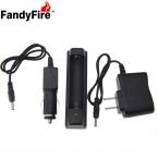 FandyFire 18650 Подставка для Зарядки   В-Автомобильное Зарядное Устройство   Зарядное Устройство