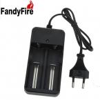 FandyFire Литий-Ионный Аккумулятор Зарядное Устройство ЕС Plug Универсальное Зарядное Устройство 100-240 В для 16340 18650 10440 14500 17670 26650 Батареи