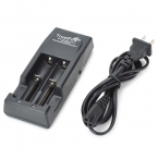 TrustFire TR-001 Многоцелевой Литиевая Батарея Зарядное Устройство для 18650 18500 14500 17670 Батареи США plug 18650 Зарядное Устройство