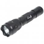 UltraFire WF-502B XM-LT6 5-режим 610-Lumen Белый СВЕТОДИОДНЫЙ Фонарик Факел с Зажимом СВЕТОДИОДНАЯ Лампа (1*18650)