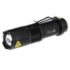 UltraFire sk68 мини ПРИВЕЛО Flahlight 380lm 3-Mode Белый Свет Масштабируемые Фонарик карманный Фонарик СВЕТОДИОДНАЯ Лампа Фонаря (1 * AA/14500)