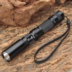 UltraFire C3 Фонарик с Трубкой Bundle 1-режим Cree XR-E P4 СВЕТОДИОДНЫЕ Лампы мини тонкий фонарик фонарик (AA)