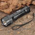 Ultrafire SH-3AA 800LM нью-cree XM-L T6 белый из светодиодов фонарик с ремешком высокая яркость факел ( 3 x нью-аа или 1 x 26650 )