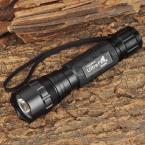 UltraFire WF-501B 600lm 5-Mode Белый Свет Фонарика CREE XM-L2 T6 СВЕТОДИОДНЫЙ Фонарик Фонари СВЕТОДИОДНЫЕ Лампы (1x18650 аккумулятор   зарядное устройство)
