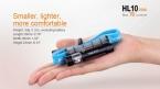 2106 Fenix HL10 Фары СВЕРХКОМПАКТНЫЙ Дизайн Двойного назначения Возможность Фары макс 70 Люмен с 3 уровнями яркости, фонарик