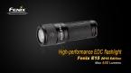 Издание Fenix E15 Cree R5 СВЕТОДИОД МАКС 450 Люмен высокопроизводительный Брелок Фонарик EDC с Ключевой цепью