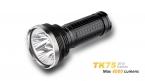 НОВЫЙ светодиодный фонарик лампы освещения Fenix TK75  CREE XM-L2 4000lm