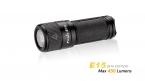 Изысканный Fenix E15 () макс 450 люмен sby 16340 Или CR123A EDC брелок размера фонарик