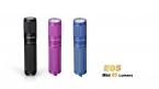 Бесплатная Доставка 1 ШТ. Черный Fenix E05  Edition Cree XP-E2 LED Flshlight 3 Режим 85 Люмен