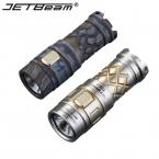 Оригинал JETBeam TCE-1 TCE1 Cree XP-L СВЕТОДИОДНЫЕ 600 lm Titanium Ti 16340 СВЕТОДИОДНЫЙ Фонарик LIMITED для Туризм Отдых
