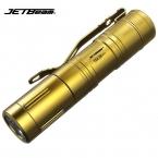 Jetbeam TEA20 Cree XP-G2 420 LM Титана Светодиодный Фонарик с Брелок на АА Батареи для Медицинских, техническое обслуживание, повседневной жизни