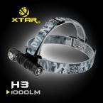 Оригинальный XTAR H3 Фара CREE XM-L2 Нейтральный/Холодный Белый 1000LUM Led Фары Для Охоты Рыбалки Фонарь   Оголовье