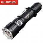 Кларус XT11 Светодиодный фонарик водонепроницаемый Cree XM-L2 LED 820 люмен водонепроницаемый алюминиевый тактический охота фонарик с Батареей 18650