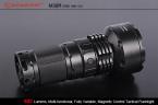 SUNWAYMAN M30R Фонарик Светодиодный 800 Люмен CR123 18650 супер мощный светодиодный фонарик torche тактический туристическое снаряжение