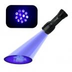Маленькое солнце УФ Фонарик 1408 LED Ультрафиолетовый Фонарик, Чтобы Найти Пятна На Ковре, ковры и Мебель Материал.