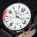 Нью-curren люксовый бренд мода для мужчин часы мужские кварцевые авто дата часы человек кожаный ремешок свободного покроя наручные часы