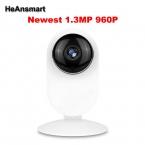 HD Ip-камера Wi-Fi 960 P 1,3-МЕГАПИКСЕЛЬНОЙ Мини Беспроводной Smart P2P Дома Радионяня CCTV Камеры Безопасности APP Remote View Cam Ночного Видения