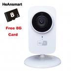 Mini Home Baby Monitor Камеры wi-fi HD Ip-камера Беспроводной 720 P Micro SD CCTV Безопасности Веб-Камера няня для вашего телефон