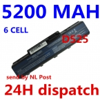 5200 МАЧ аккумулятор для ноутбука Acer Aspire 5732 4732Z 5516 5517 AS09A31 AS09A41 AS09A51 AS09A61 AS09A71 AS09A75 Emachine D525 D725