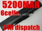 ЧЕРНЫЙ 5200 мАч аккумулятор Для Acer Aspire One A110 A150 D150 D210 D250 ZG5 UM08A31 UM08A32 UM08A51 UM08A52 UM08A71 UM08A72 UM08A73