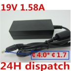 Оригинальное качество 19V1. 58A 30 Вт Универсальный БЛОК Питания Зарядное Устройство для HP COMPAQ Mini 110 210 700 730 1000 110c 1100 110-1000 CQ10