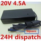 20 В 4.5A 90 Вт AC Адаптер Питания Для Ноутбука Зарядное Устройство Для Dell PA-9 ADP-90FB EA10953-56 1000 2500 Хорошее Качество