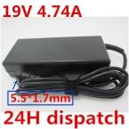 Высокое Качество 90 Вт Адаптер ПЕРЕМЕННОГО ТОКА Ноутбука Зарядное Устройство Для Acer 19 V 4.74A Travelmate 8210 4400 Series PA-1900-04