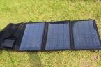 Высокое качество 10.5 Вт складная солнечное зарядное устройство моно солнечные панели Chager для iphone / зарядное устройство зарядное устройство
