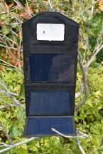 Особое качество 12 Вт 5 В складная солнечное зарядное устройство моно солнечные панели Chager для iphone / зарядное устройство зарядное устройство
