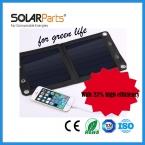 7 Вт высокая эффективность складной солнечное зарядное устройство мобильного телефона зарядное устройство