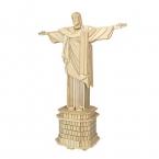 Детей Игрушки 3d Головоломки Деревянные Игрушки Для Детей Христа искупитель Лучший Монтессори Educationaly Diy Игрушка В Подарок Для Детей