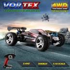 WLtoys A959 2.4 Г Электрический Rc Автомобили 50 Км/ч 4WD Вала Привода грузовых автомобилей Высокоскоростной Радио Управления Rc Монстр грузовик, Super Power Готовы игрушки