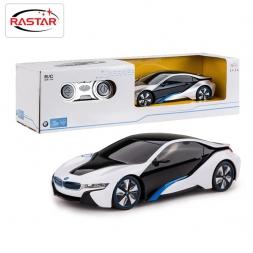 1:24 Rastar 4CH Mini RC Car радиоуправляемый автомобиль машинки игрушки игрушки для детей радиоуправляемые машинки машина на пульте управления радиоуправляемая авто I8   машинки на радиоуправлении