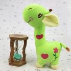 Жираф Плюшевые Игрушки Чучела Животных Жираф Куклы с Бабочкой Детские Игрушки для Детей Подарки На День Рождения Партии Декор Мягкая