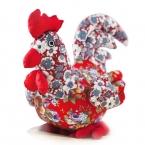 Корея Милый Петух Игрушки Ткань Куклы Детские Игрушки для Детей Подарки На День Рождения Партии Декор Мягкие Игрушки Из Мультфильма